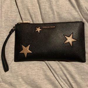 Michael Kors Wristlet with stars